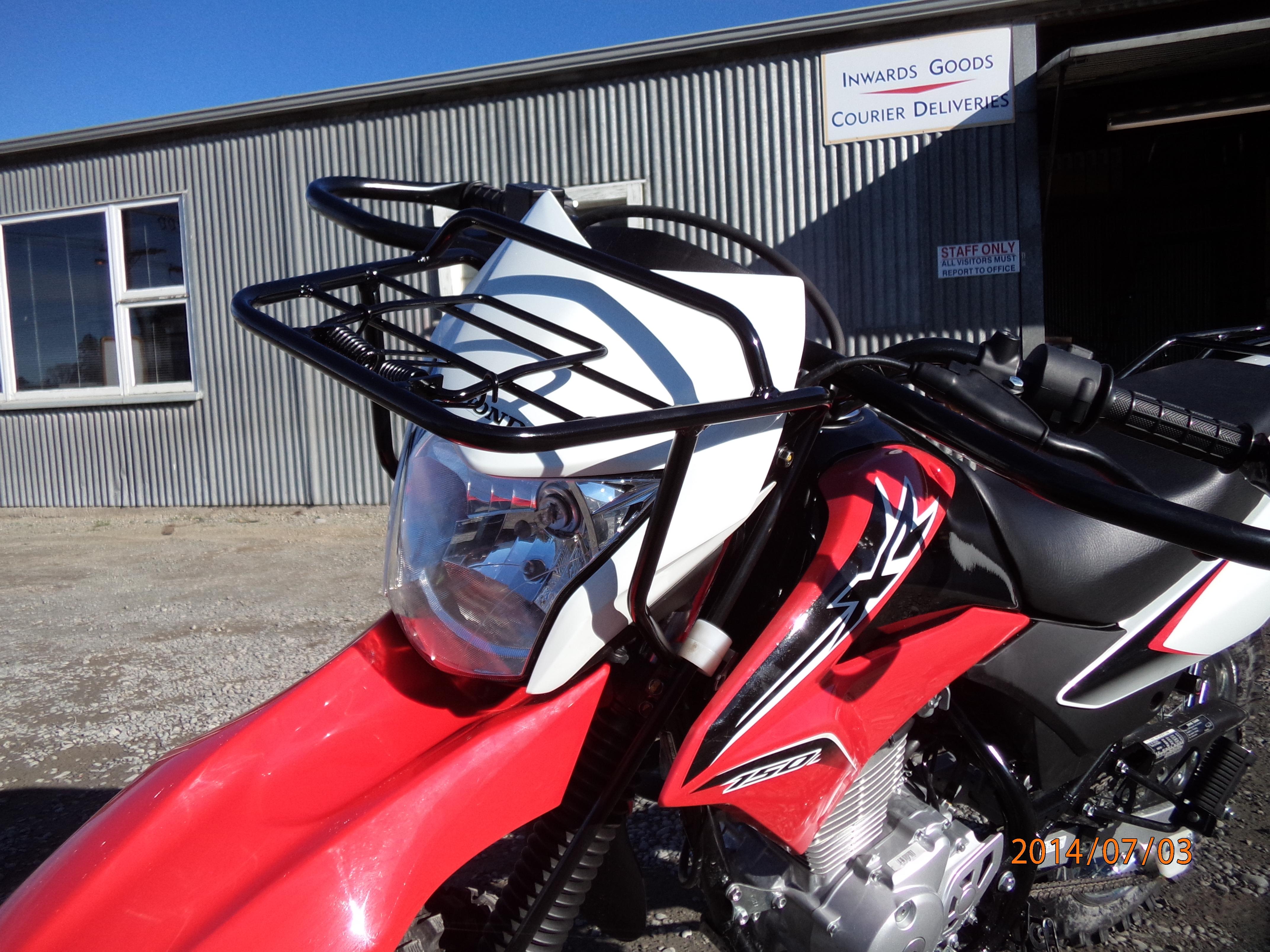 Honda Xr 150 Accessories Smith Attachments