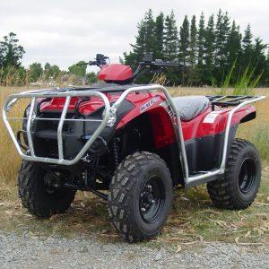 Kawasaki ATV Bullbars & Mudflap Kits