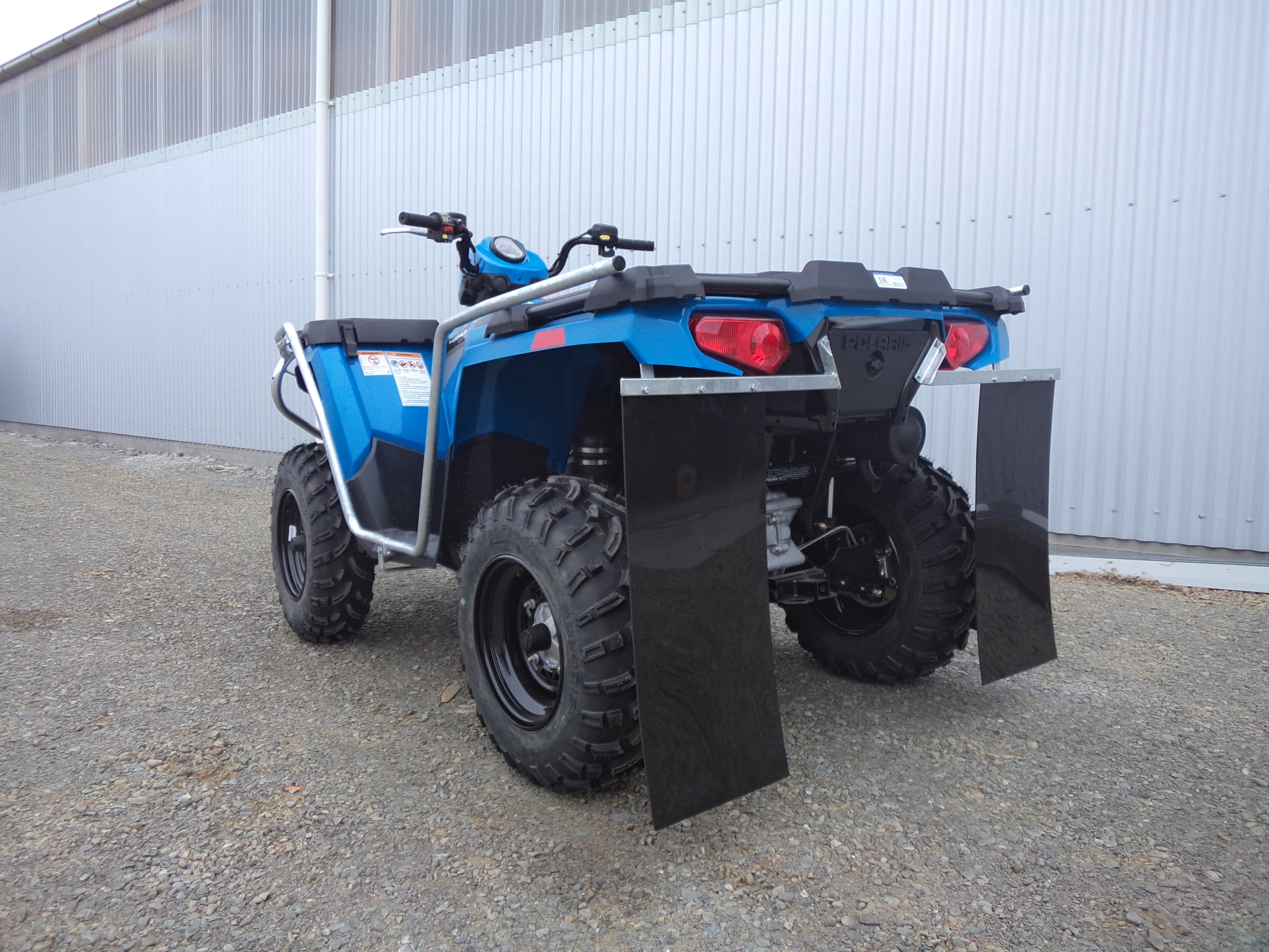 Polaris Sportsman Etx 330 570 Bullbar Amp Mudflap Kit