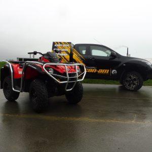 Canam ATV Bullbars & Mudflap Kits